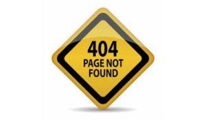 """Motori di ricerca: """"404"""" la parola più ricercata nel 2013, """"fail"""" la seconda"""