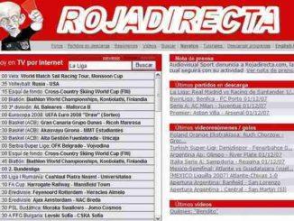 Rojadirecta, arrestato il fondatore della nota piattaforma di link streaming