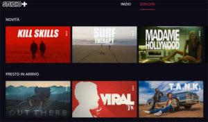 Studio+, la nuova app per ingannare il tempo con mini-video da 10 minuti