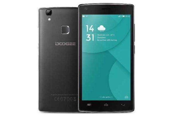 Smartphone Doogee X5 Max Pro