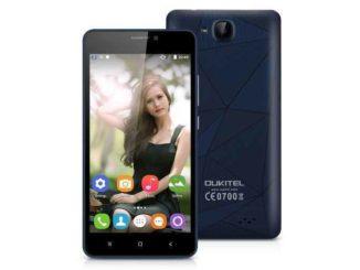 Smartphone Oukitel C3, caratteristiche tecniche, prezzo e offerte