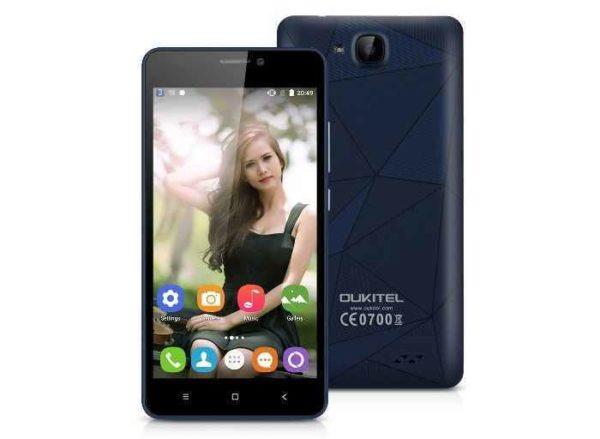 Smartphone Oukitel C3