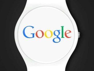 Google smartwatch, nuovi modelli pronti per l'uscita nel 2017